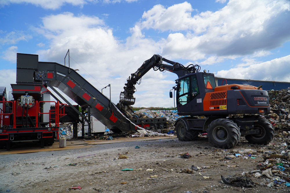 On Site Waste Compaction